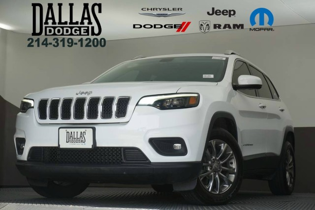 Pre-Owned 2020 Jeep Cherokee Latitude Plus