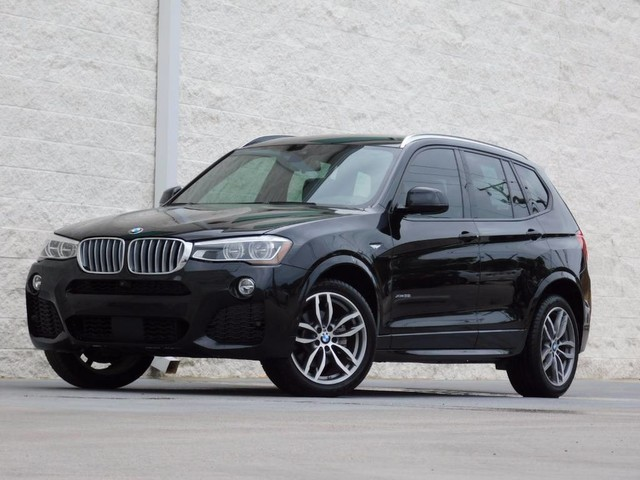 Pre Owned 2016 Bmw X3 Xdrive35i Suv In Arlington G0s16468
