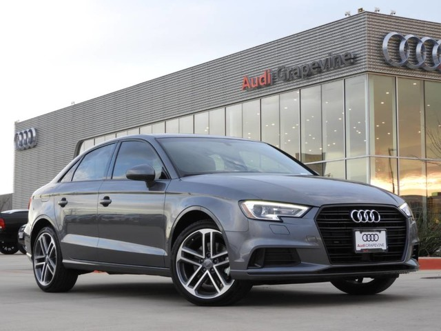 Pre-Owned 2020 Audi A3 Sedan Premium
