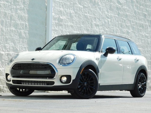 New 2019 Mini Clubman Front Wheel Drive Cooper In Arlington