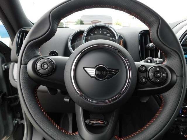 New 2019 Mini Countryman Front Wheel Drive Cooper S In