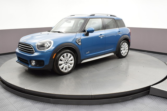 Certified Pre Owned 2018 Mini Countryman Cooper