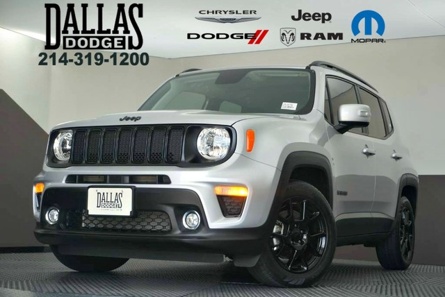 Pre-Owned 2020 Jeep Renegade Altitude