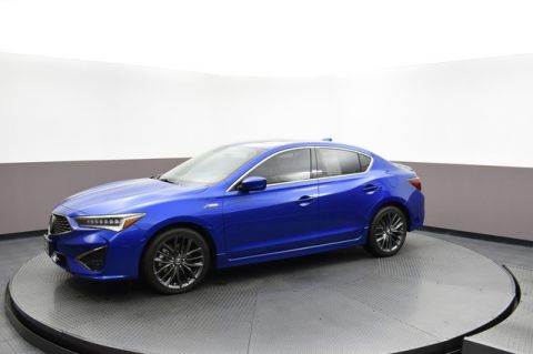 Pre-Owned 2019 Acura ILX w/Technology/A-Spec Pkg
