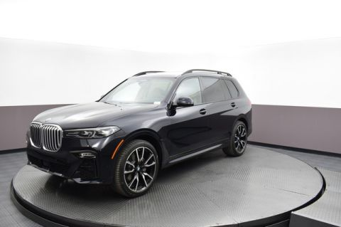Pre-Owned 2019 BMW X7 xDrive40i - GENERAL MANAGERS DEMO