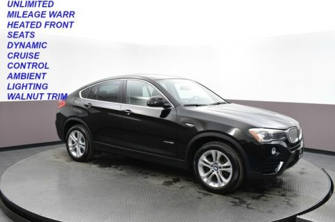 Pre-Owned 2017 BMW X4 xDrive28i