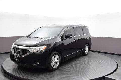 Pre-Owned 2015 Nissan Quest Platinum