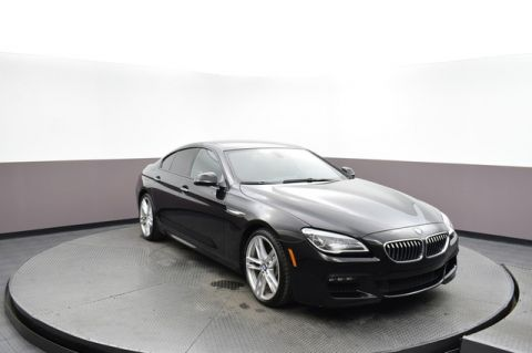 Pre-Owned 2016 BMW 6 Series 640i