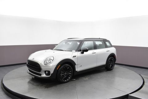 New 2019 MINI Clubman Signature
