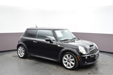 Pre-Owned 2005 MINI Cooper Hardtop S