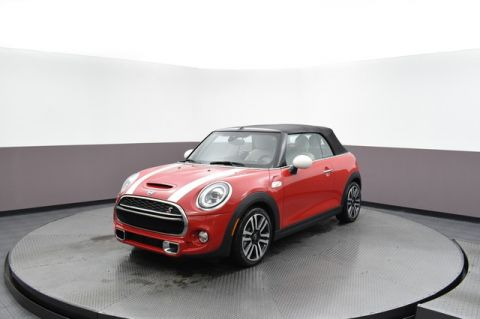 New 2019 MINI Convertible Iconic