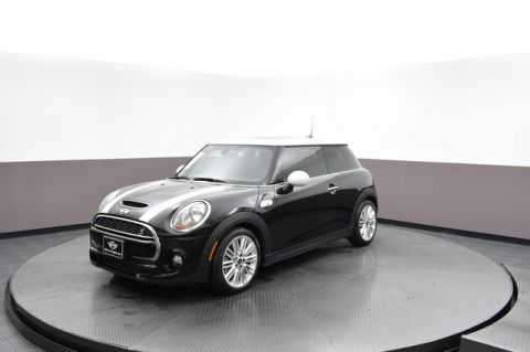 Certified Pre-Owned 2016 MINI Cooper Hardtop S