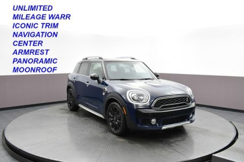 Pre-Owned 2019 MINI Countryman Iconic